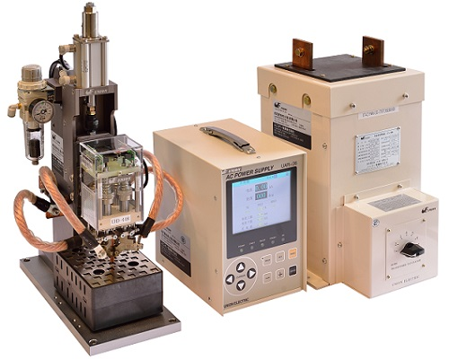 Single phase AC welding power supply controller