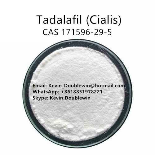 Tadalafil CAS 171596-29-5 Men Hormone Steroids Cialis For Male Enhancement