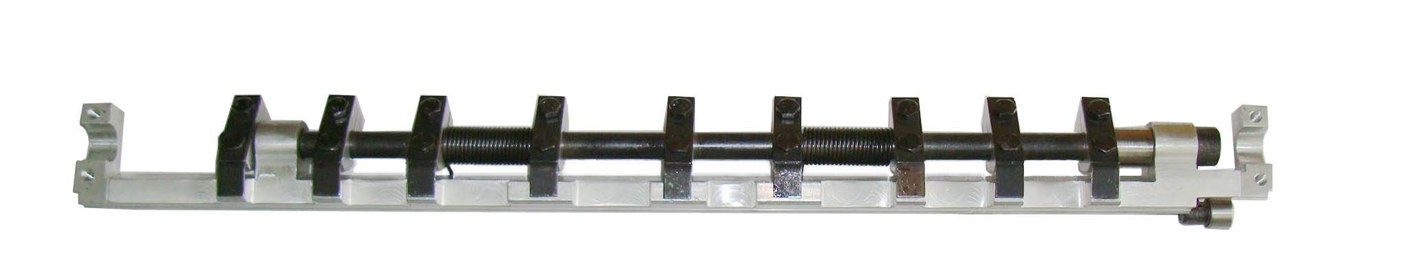 spare part for Heidelberg GTO printing machine, gripper bar assembly for Heidelberg printer