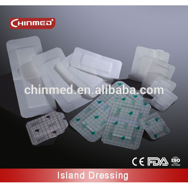 Disposable Surgical Non woven fabric wound dressing