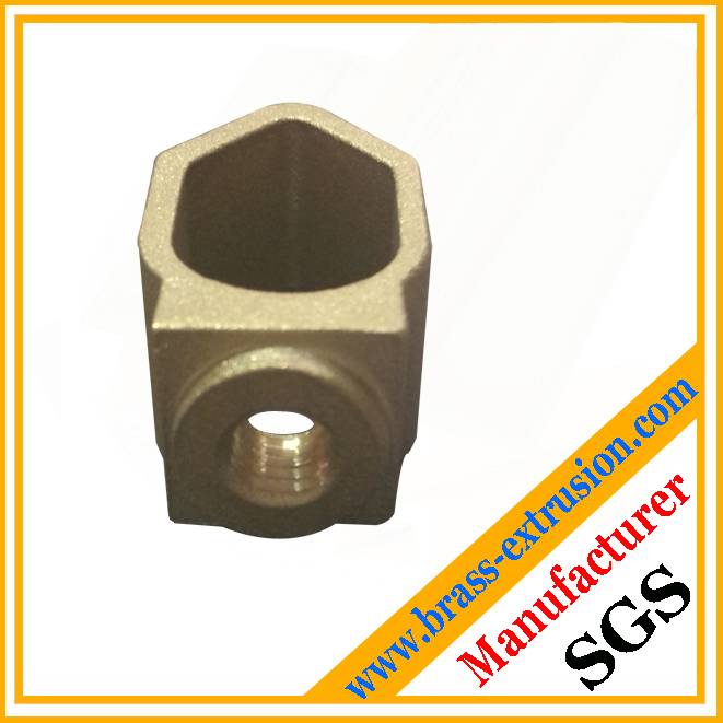 Hot forging brass copper fittings hot pressing fitting stamping bronze supplier