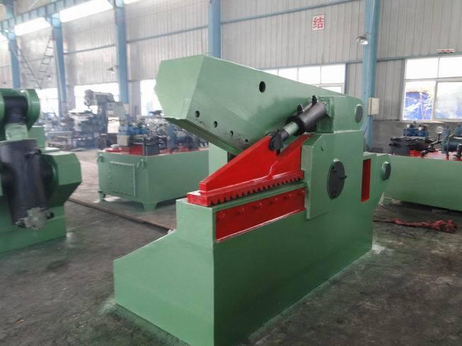 Q43 Crocodile-type Hydraulic Metal Shearing Machine