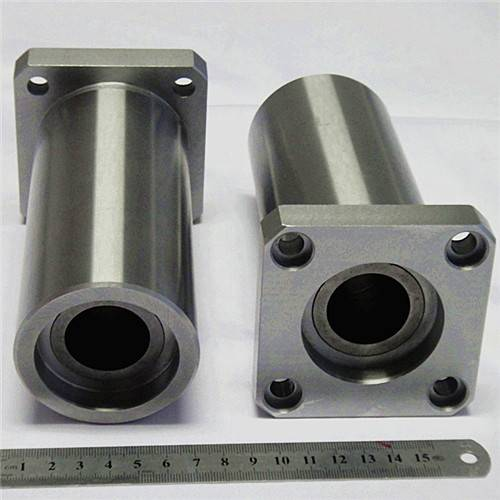 Contract CNC machining