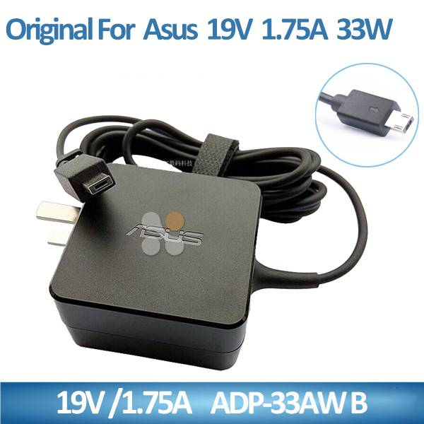 19v 1.75A ADP-33AW B laptop charger for asus eeebook x205t x205ta Tablet