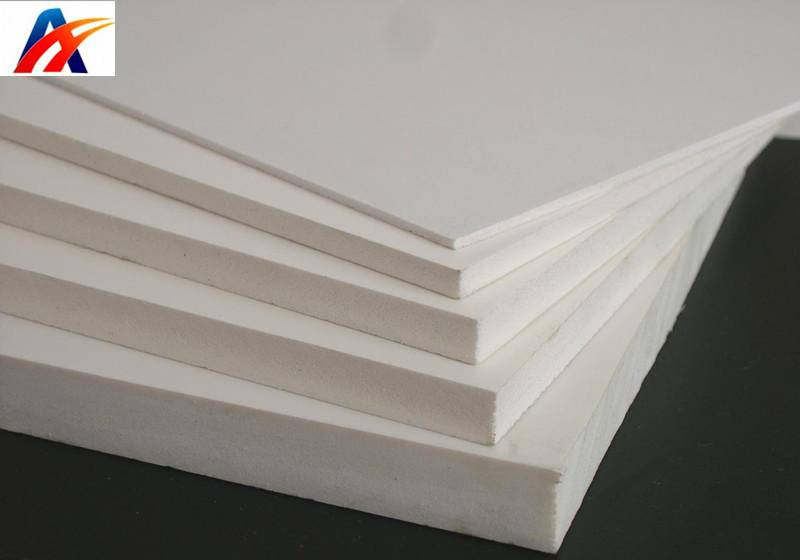 White PVC Foam Board for Construction / Buiding