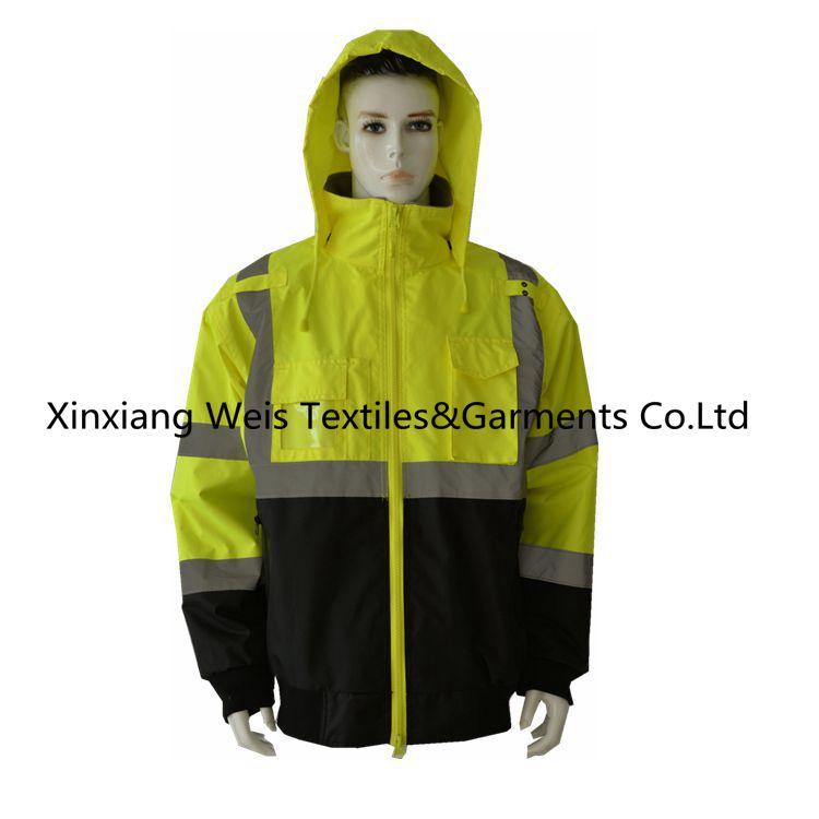Hi Vis Water Proof Jacket/safety clothing