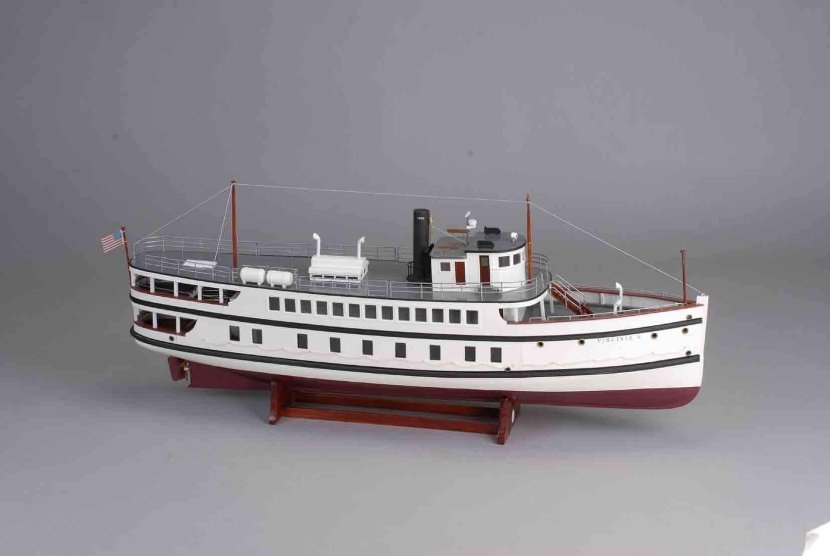ship model --Virginir V