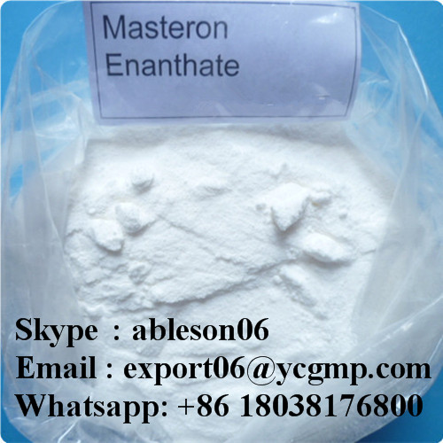 Anabolic Steroid Powder Drostanolone Enanthate for Muscle Growth