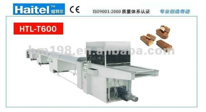 Chocolate Enrobing Line;chocolate production machine;choaolate coating line