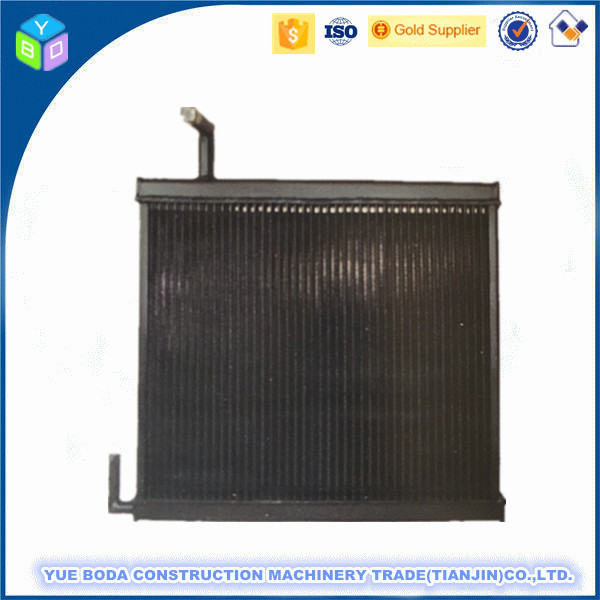 excavator SH120 cooler parts hydraulic oil cooler