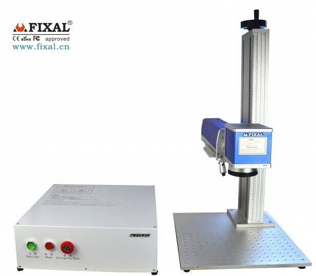 GFX-T20W Benchtop Fiber Laser Marking Machine