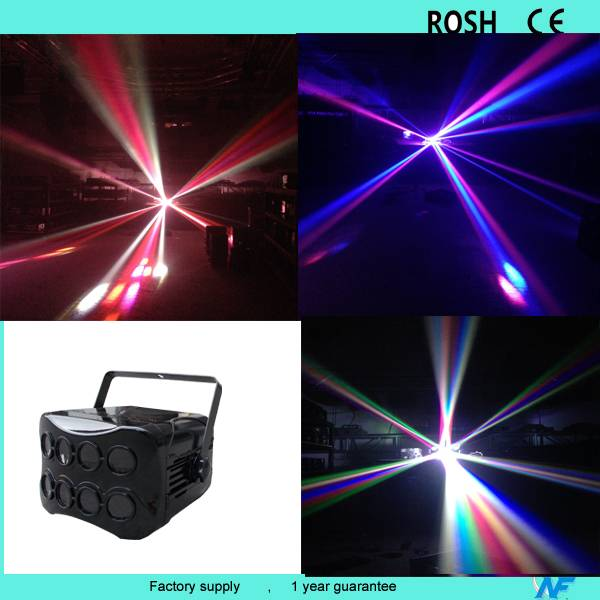 7color led effect light for home party and bar