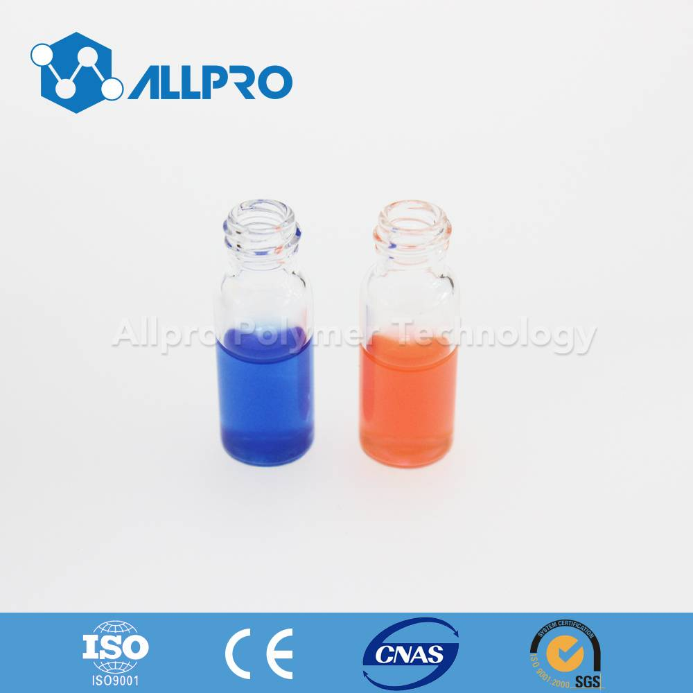 8-425 Clear Screw Top Sample Vial