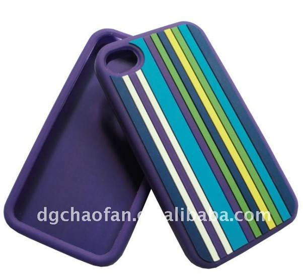 silicone case for Apple iphone