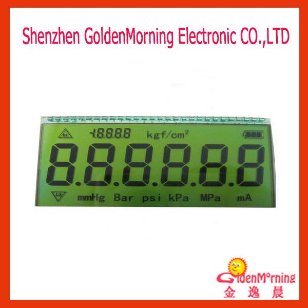 comstom TN/STN/FSTN/VA  segment LCD display