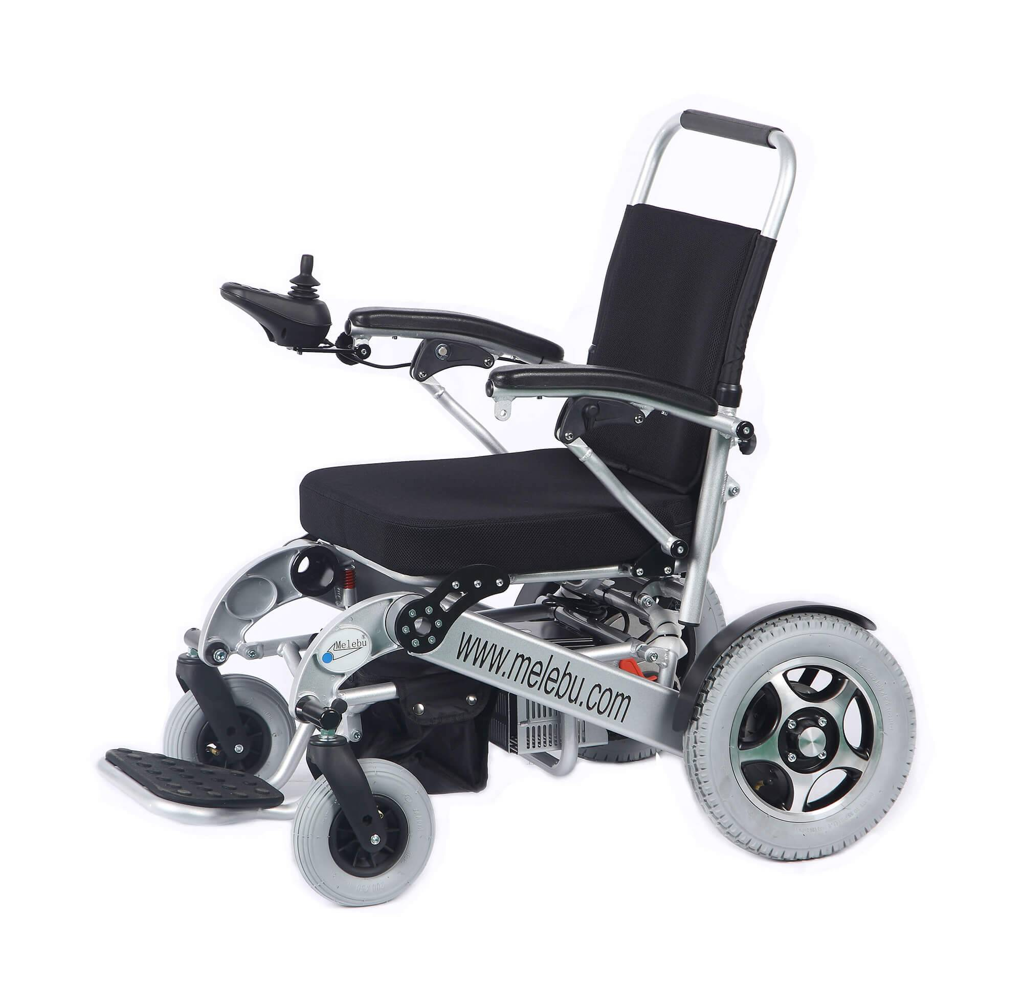 WFT-A08LHeavy Duty Folding Electric Wheelchair