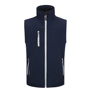 economic cost;classic design softshell vest
