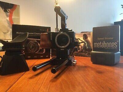 Blackmagic Design & Micro Studio Canon M50 EOS Mark iiiCamera 4K Pro and 4K Plus