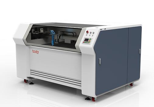 laser metal&non-metal cutting machine with swiss design bcl-xm