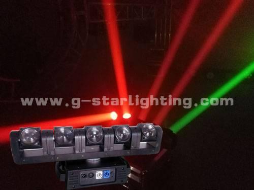 510W Five heads led beam moving head light
