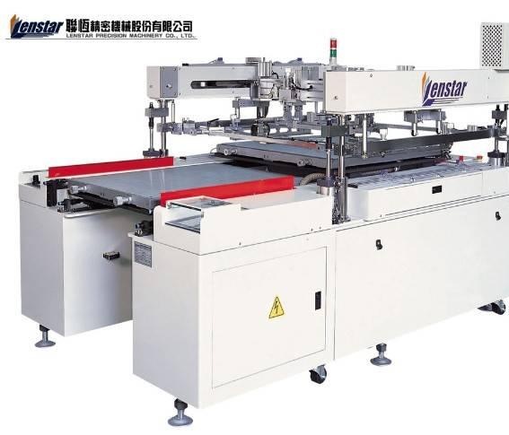 Double Table Semi Automatic Screen Printing Machine  BHD-66
