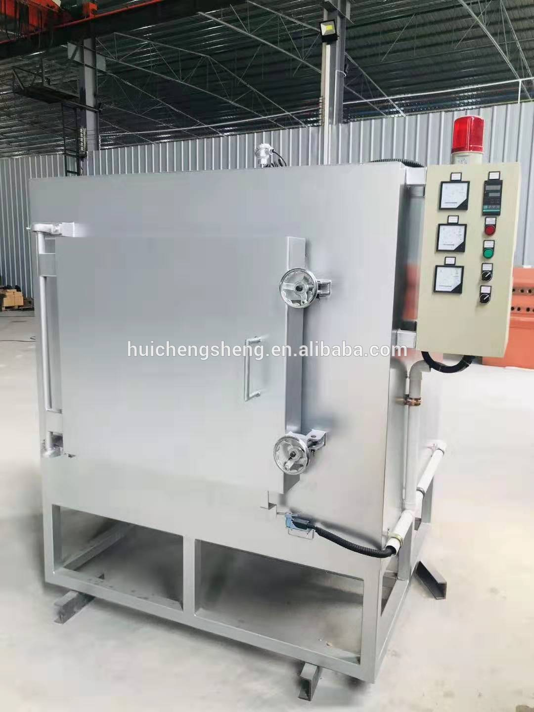 high temperature chamber type electrical resistance furnace