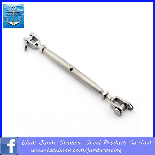 marine hardware turnbuckle jaw&jaw