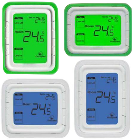 Honeywell HALO T6861 Large LCD Digital Thermostat