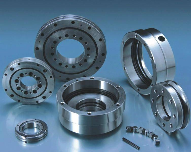 Crossed Cylindrical Roller Bearings CRBH series