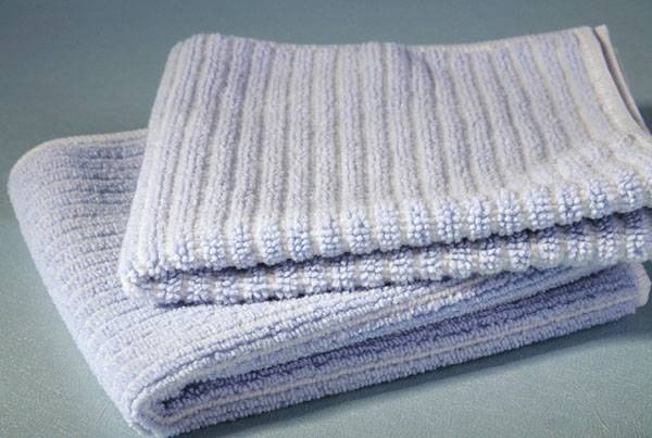 Microfiber Stripe Floor Cloth
