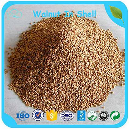 High Quality Low Price Crushed Walnut Shell Abrasive For Polishing And Sandblasting