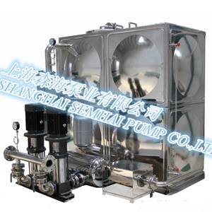 Pressure water-supply equipment