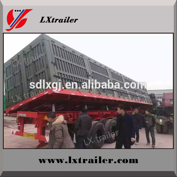 china manufacturer direct supplier dump semi trailer truck trailer tipping trailer