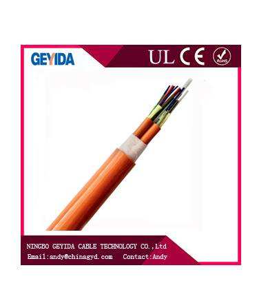Indoor Unitube Distribution Fiber Optic Cable