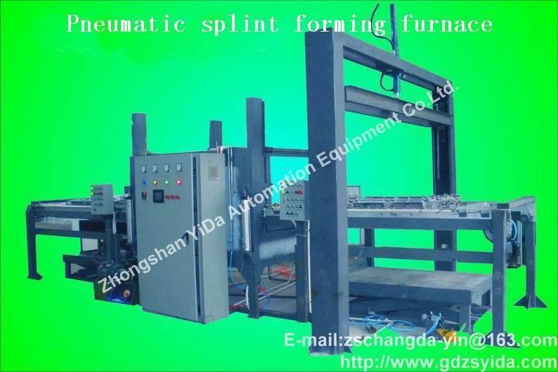 Bathroom Equipment/Bathtub Machine/Pneumatic splint forming furnace