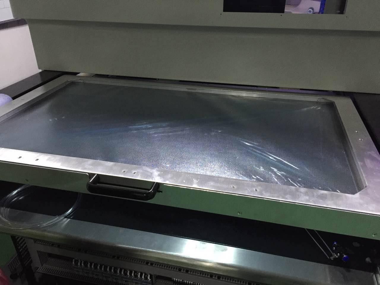 Double side LED exposure machine