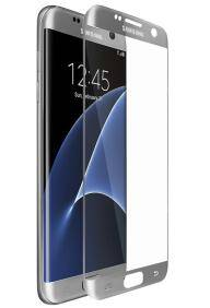 Full Coverage Clear Screen Protector Cover Guard Tempered Glass Film for Samsung s7 edge