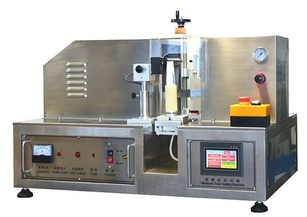 Semi Automatic Ultrasonic Plastic Tube Sealing Machine