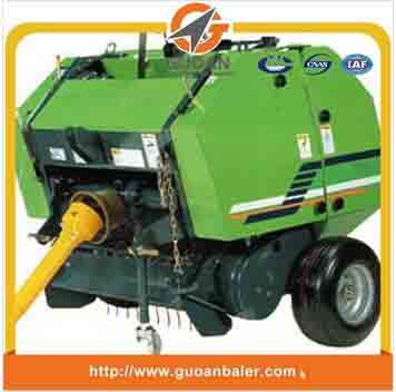 Cheap small round baler machine for sale