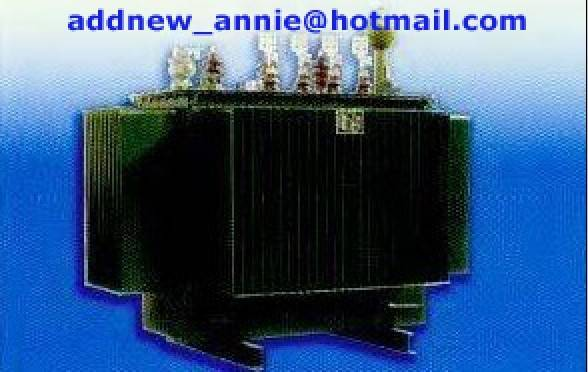 Low Noise Power Transformer with OLTC (SZ9 Series)