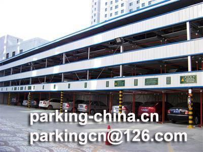 parking system 4 levels
