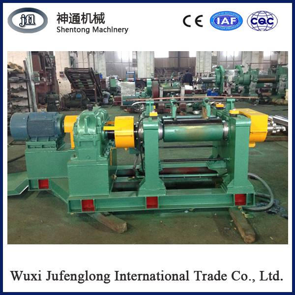 Rubber Open Mixing Mill from Shentong Brand
