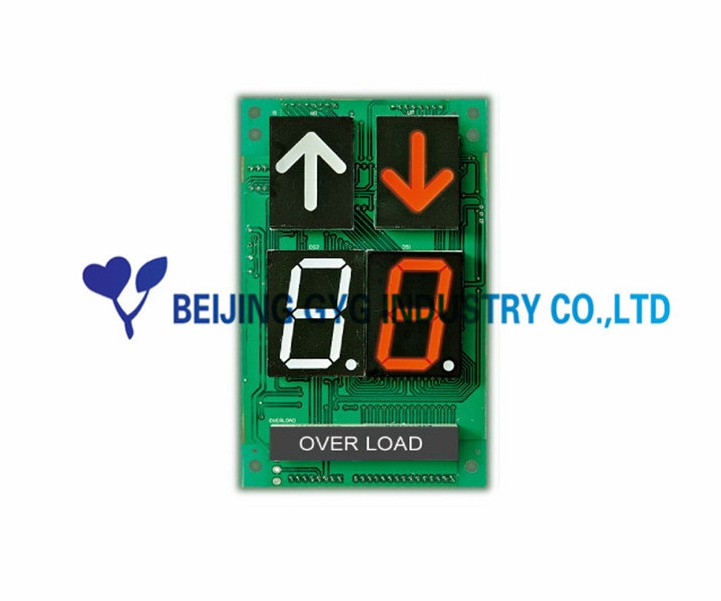 ELEVATOR DISPLAY/LED DISPLAY/ ELEVATOR PARTS/ LIFT DISPLAY/BCD/GREY CODE/ 7 SEGMENT