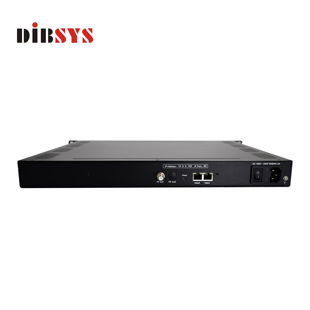 IP to RF Gateway QAM ISDB-T modulator-IPM6000