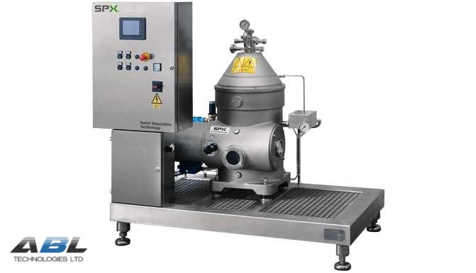 Cream Separator 3500L/h Seital Italy (SPX-FLOW) SE15X-Q1