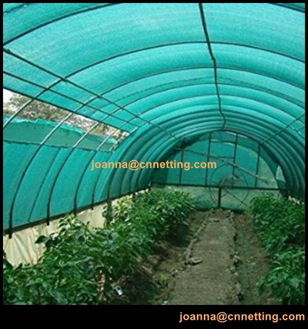Green Material and Shade Sails & Enclosure Nets,sunshade netting Type Sunshade Netting for Agricaltu