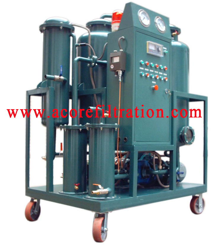 Used Hydraulic Oil Recycling Cleaning Equipment