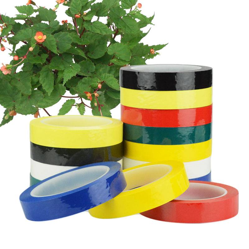 Yuanjinghe Colored Mylar Tape Polyester Film Tape Manufacturer