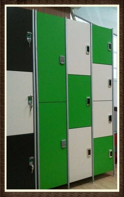 HPL Locker Compact Laminate Locker