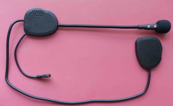 motor helmet bluetooth headset HF-BT02